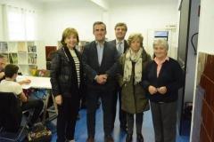 Visita Fundación Gondra y Colegio Irlandesas