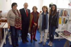 Visita Horacio Banco de Santander