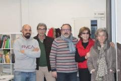 Visita Concejales Socialistas de Leioa