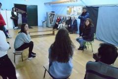Visita Directora Kultur Ana L. Asensio