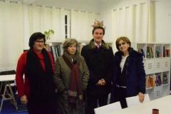 Visita Fundación Carmen Gandarias